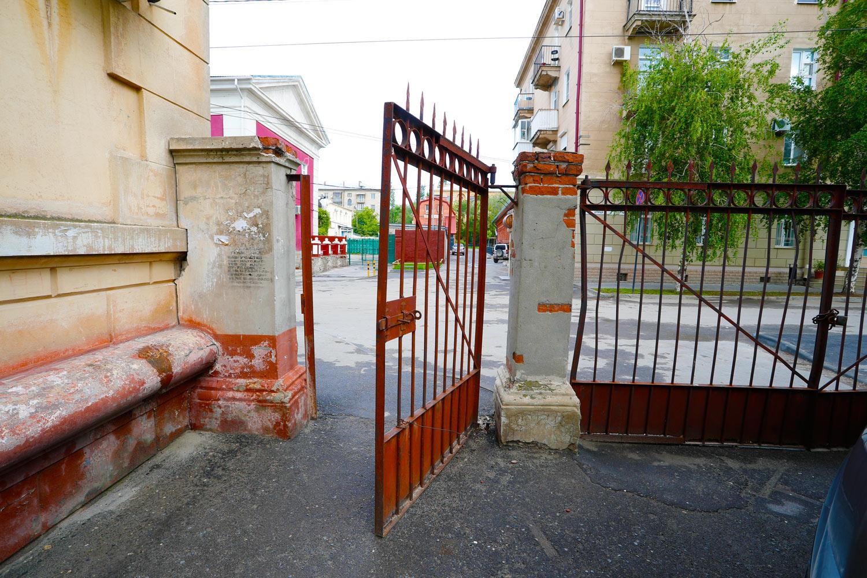 Туристический Волгоград: улица 10-й Дивизии НКВД, Волгоград