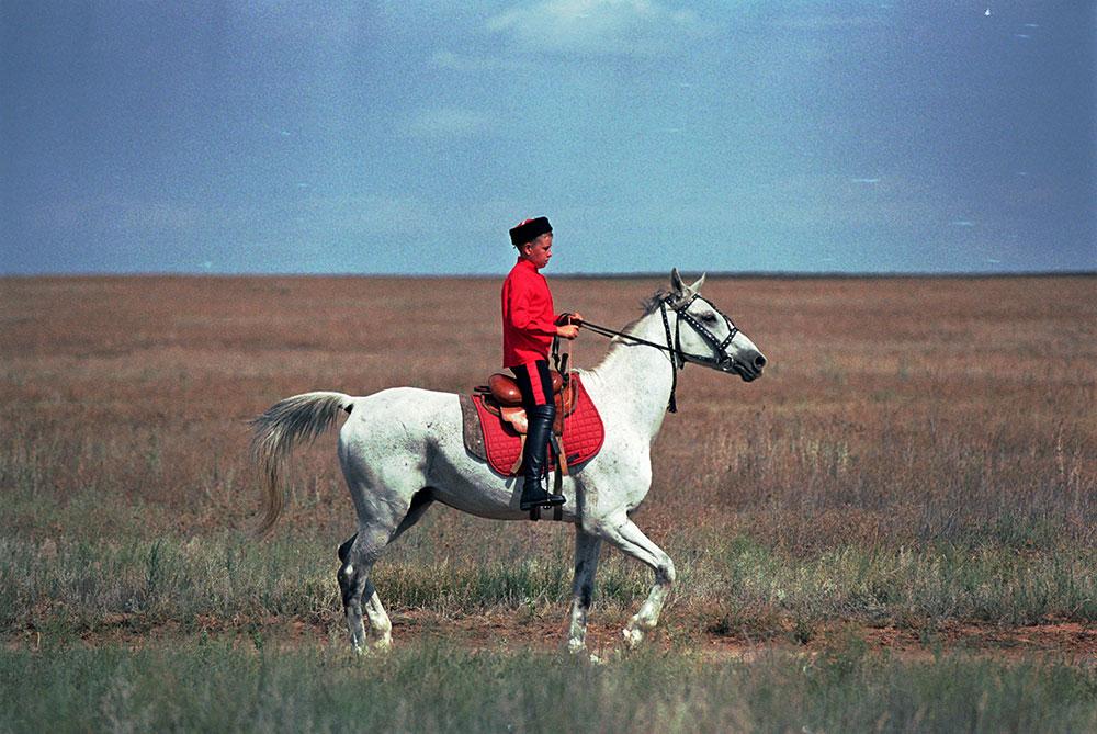 Пример фотографии на Kodak Pro Image 100. Автор Сергей Веснин.