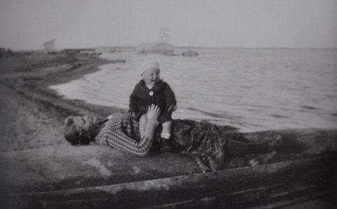 Андрей Тарковский с мамой
