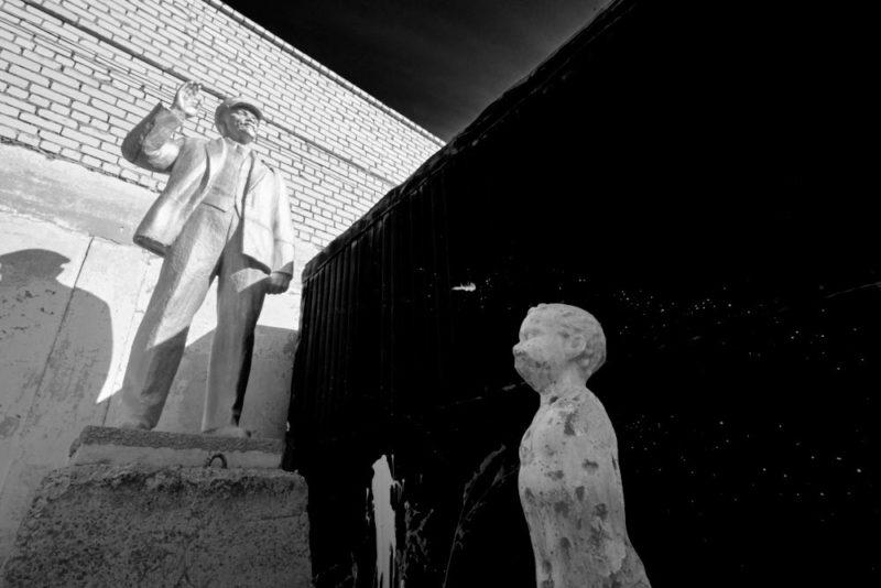 Ленин и октябрёнок