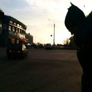 "Фотография Сергея Веснина ""Бэтмен"""