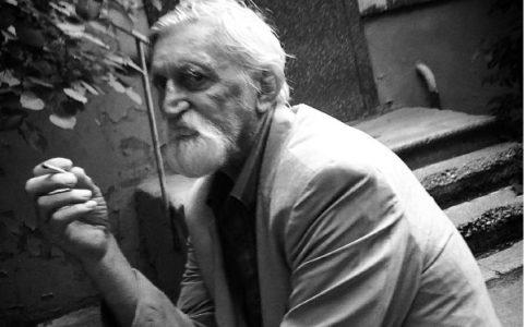 Фотография Идальго с сигаретой