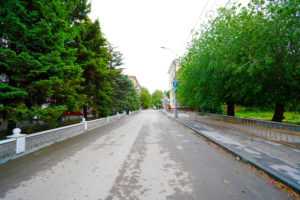 Перспектива улицы 10-й Дивизии НКВД, Волгоград