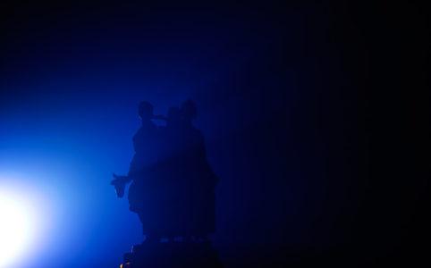 как фотографировать туман ночью