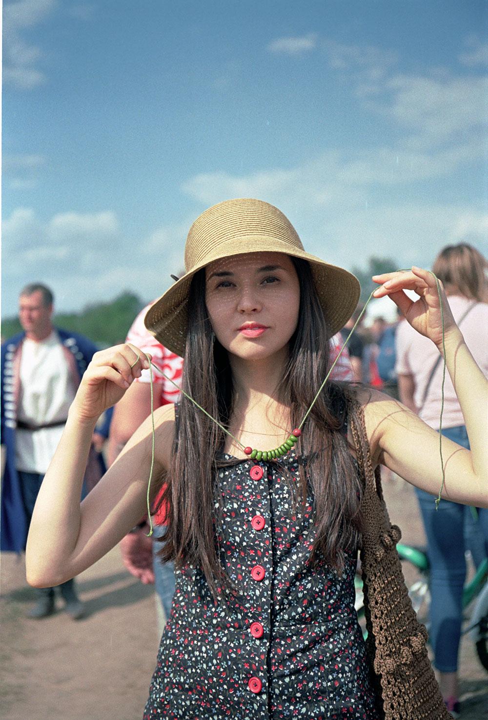 Пример фотографии на пленку Kodak Image Pro 100