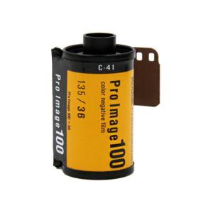 Фотоплёнка Kodak Professional Pro Image 100 135/36