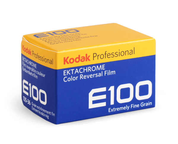 Фотопленка Kodak Ektachrome E100 (135/36)