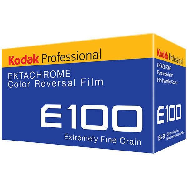 Купить фотопленку Kodak Ektachrome E100