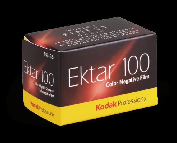 Купить фотопленку Kodak Ektar 100