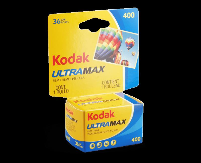 Отзыв о пленке Kodak Ultramax 400 с примерами фотографий