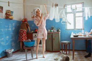 """Фотопроект """"Барби в СССР"""""""