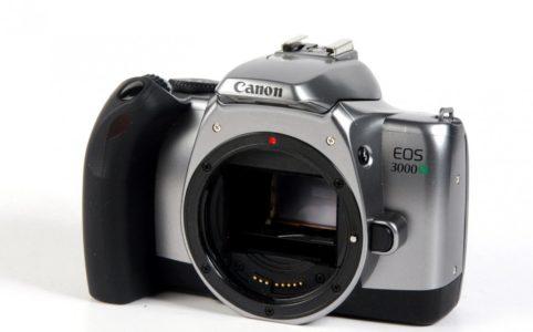 Отзыв о Canon EOS 3000v