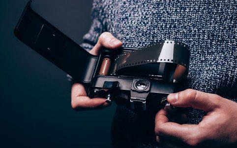 Как снимать на плёнку